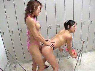 Horny Japanese Girl Nana Suzuki In Fabulous Bdsm Big Tits Jav Video