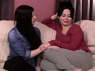 A Multiple Shemale Steamy Orgasm