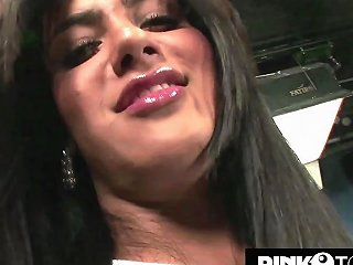Young Wonderful And With A Monster Cock Carolina